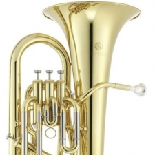 Jupiter JEP1120 Bb Euphonium Outfit With Mouthpiece & Case
