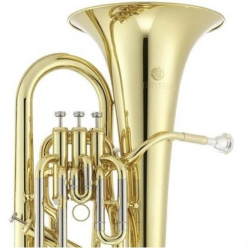 Jupiter JEP700 Bb Euphonium Outfit With Mouthpiece & Case