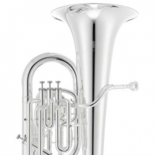 Jupiter JTU1020S Eb Tuba Outfit With Mouthpiece & Case
