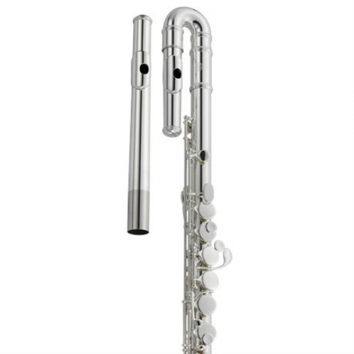Jupiter JAF1000E Alto Flute Outfit With Two Head Joints & Case