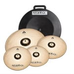 Istanbul Agop Xist Natural Cymbal Set