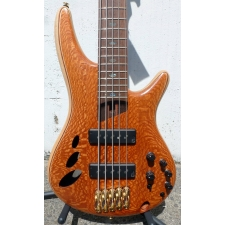 Ibanez SR30TH5PII Premium 5-String Semi-hollow Bass Guitar