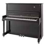 Irmler SP118 Supreme Edition Upright Piano In Black Poyester