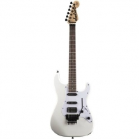 Jackson SDX11 Adrian Smith Signature Electric Guitar in Snow White