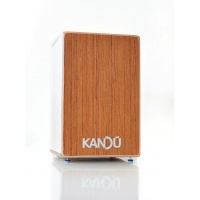 kandu Jungle Vibe Flame Cajon With Varrytone System In K2 Finish