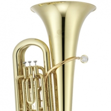 Jupiter JTU700 Bb Tuba Outfit With Mouthpiece & Case