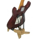 Kinsman KWE51 Wooden A Frame Electric Guitar Stand