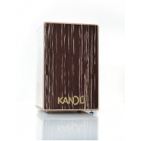 kandu Jungle Vibe Flame Cajon With Varrytone System In K1 Finish
