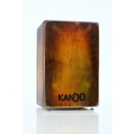 Kandu Tempest Wild Cajon in Nut Brown