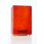 Kandu Flame Wild Cajon in Dragon Fire Red