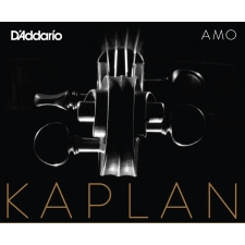 Set - 4/4 Size D'Addario Kaplan Amo Medium Tension Violin String (KA310 4/4M)