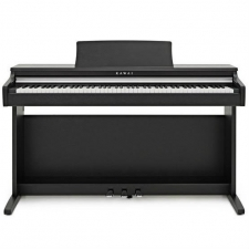 Kawai KDP110 Digital Piano in Satin Black inc Adjustable Stool