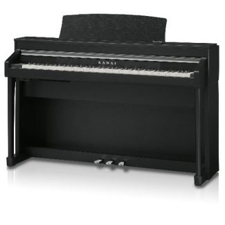 Kawai CA67 Digitial Piano in Satin Black