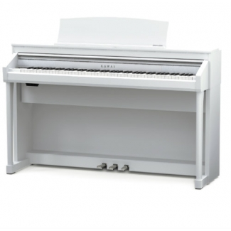 Kawai CA97 Digital Piano in Satin White