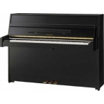 Kawai K15E Upright Piano, Polished Ebony