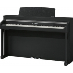 Kawai CA97 Digital Piano in Satin Black with Stool