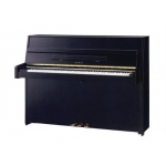 Kawai K15 Upright Piano in Ebony Polished