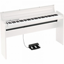Korg LP180 Slimline Digital Piano in White