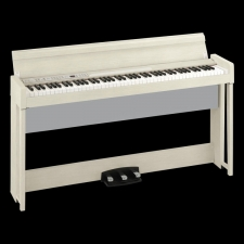 Korg C1 Air Digital Piano in White Ash