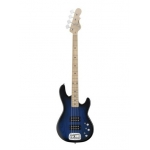 G&L Tribute L2000 4 String Bass Guitar In Blueburst