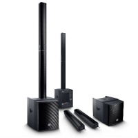 LD Systems MAUI 28 400 Watt Compact Column powered modular all-in-one Active PA System