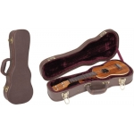 Laka Soprano Ukulele with Case Joe Brown Model