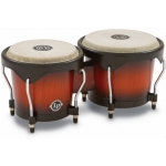 LP City Wood Bongos, Vintage Sunburst LP601NY-VSB