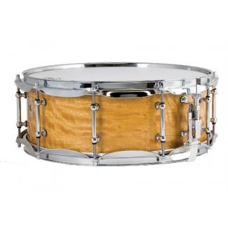 Ludwig Classic Maple Snare Drum In Natural (LS560T), Secondhand