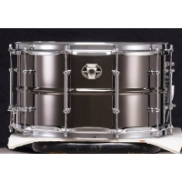 "Ludwig 14""x6.5"" Black Magic Snare Drum (LW6514C)"