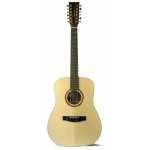 Lakewood D14-12 String Dreadnought In Natural
