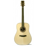 Lakewood D32 Deluxe Series Dreadnought in Natural