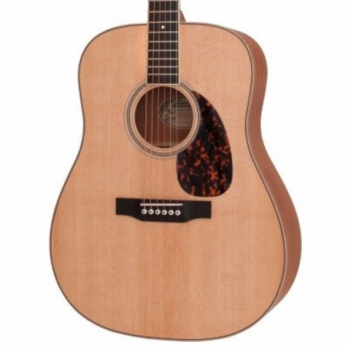 Larrivee D03E Dreadnought Electro Acoustic Guitar in Natural with Case