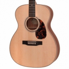 Larrivee OM03E Orchestra Model Electro Acoustic Guitar In Natural With Case
