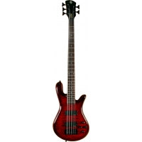 Spector Bass Legend 5 Classic in Black Cherry