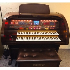 Lowrey Sensation Special Edition Home Organ including Stool, Secondhand
