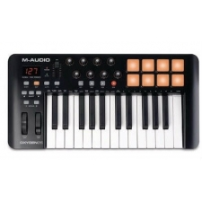 M-Audio Oxygen 25 MK4 - USB MIDI Performance Keyboard Controller