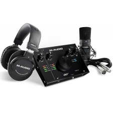 M-Audio Air 192|4 Vocal Studio Pro Interface With Microphone & Headphones