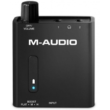 M-Audio Bass Traveler  Studio Portable Headphone Amplifier