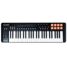 M-Audio Oxygen 61 MK4 - USB MIDI Performance Keyboard Controller