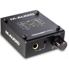 M-Audio Transit Pro Studio Audiophile Digital-to-analog converter