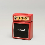 Marshall MS2R Mini Amp in Red (1W)