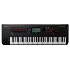 Yamaha Montage 7 Synthesizer - 76 Note Semi Weighted Keyboard Synth
