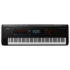 Yamaha Montage 8 Synthesizer - 88 Note Weighted Keyboard Synth