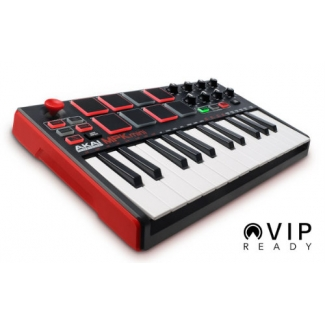 Akai MPK Mini Mk II Compact Keyboard and Pad Controller