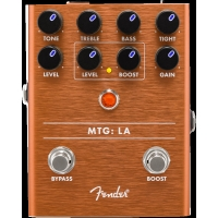 Fender MTG:LA Tube Distortion Pedal