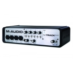 M-Audio M-Track QUAD Four-Channel Audio + MIDI USB Interface