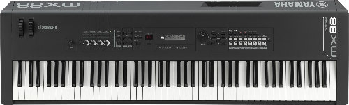 Yamaha MX88 Synthesizer - 88 Weighted Action Synth