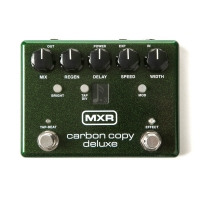 MXR Carbon Copy Deluxe Analog Delay, M292