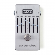 MXR Six Band EQ M109S Pedal