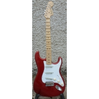 Yngwie Malmsteen Stratocaster, Candy Apple Red, 2006